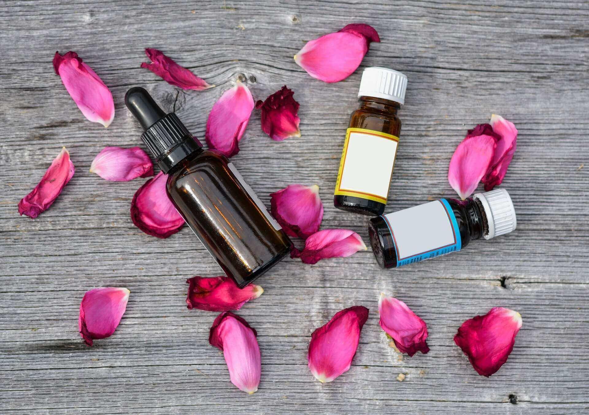 Aromatherapy massage Amsterdam